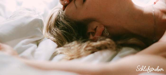 Schlafen ohne Kopfkissen